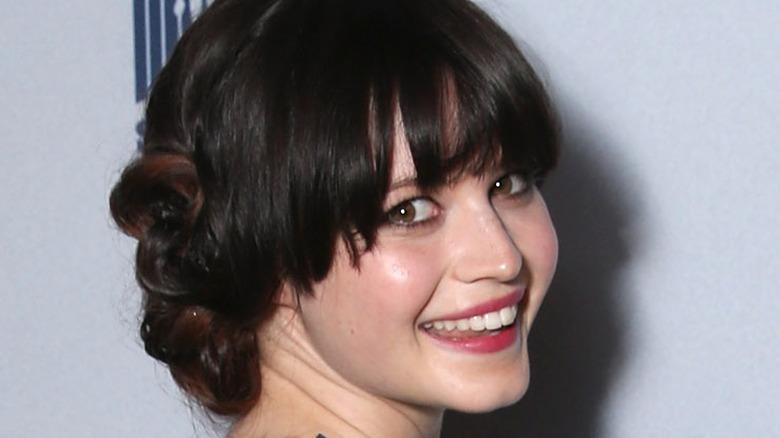 Meganne Young smiling