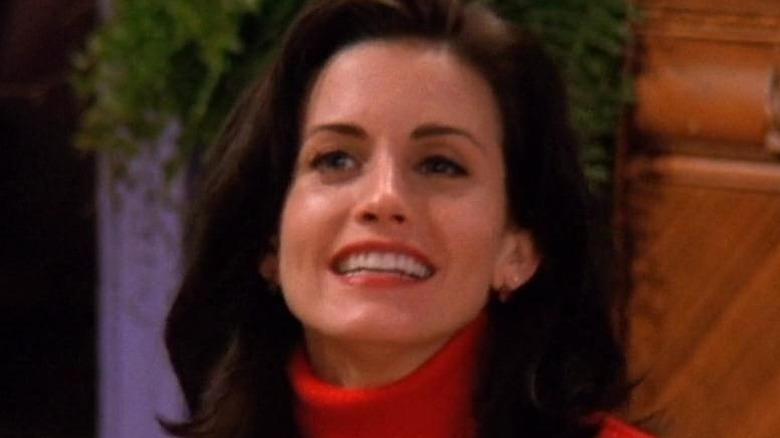 Courtney Cox in Friends
