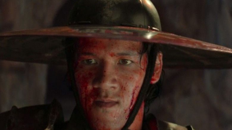 Kung Lao in close-up