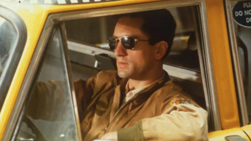 Robert DeNiro in Taxi Driver