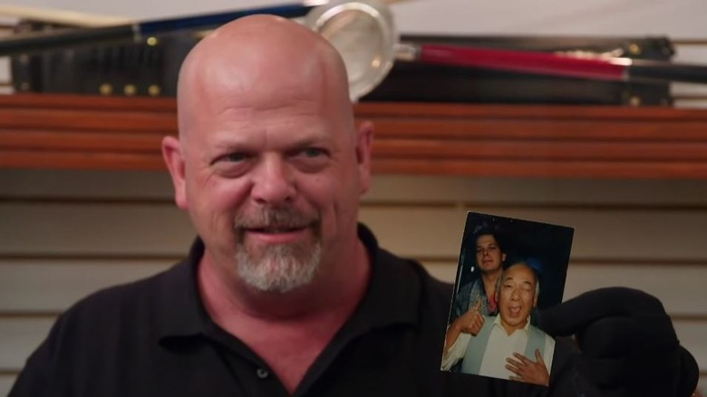 How Much A Hat Signed By Pat Morita Was Actually Worth On Pawn Stars