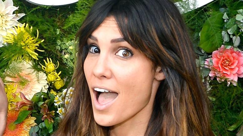 Daniela Ruah smiling