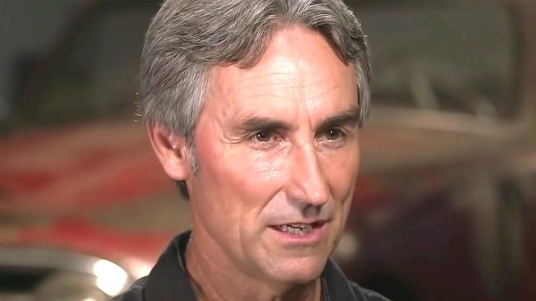 American Pickers host Mike Wolfe speaking