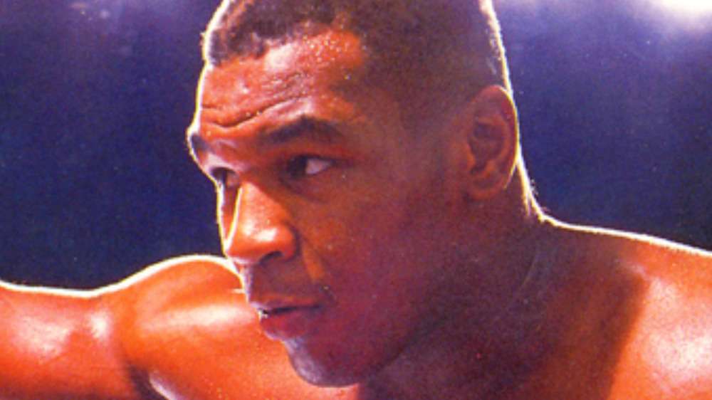 Cover of Mike Tyson's Punch-Out!! game