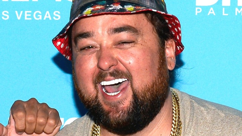Chumlee laughing