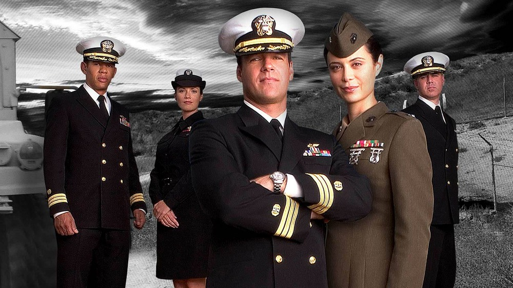A promo image for JAG