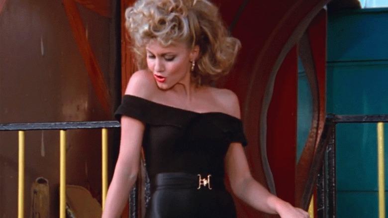 Olivia Newton-John as Sandy in Grease