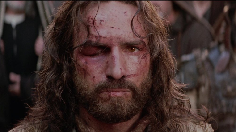 Jim Caviezel as Jesus in The Passion of the Christ