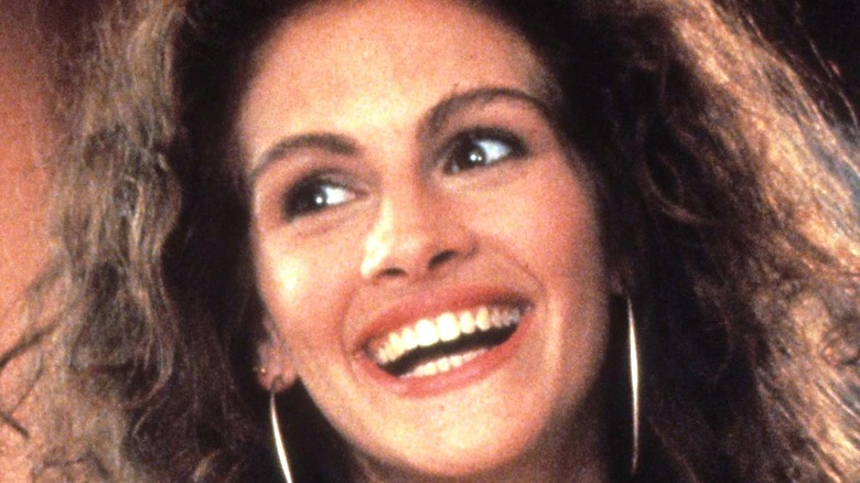 Pretty Woman Julia Roberts laughing