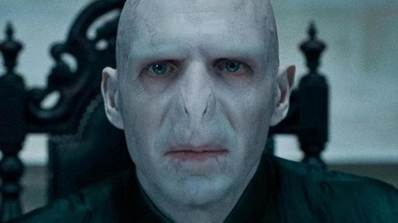 Ralph Fiennes in Harry Potter