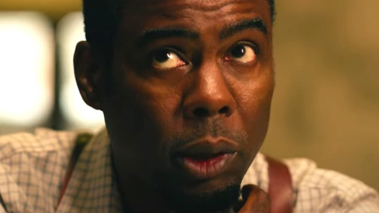 Chris Rock as Detective Banks in Spiral