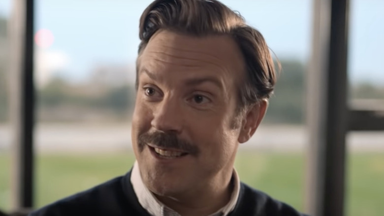 Jason Sudeikis as Ted Lasso