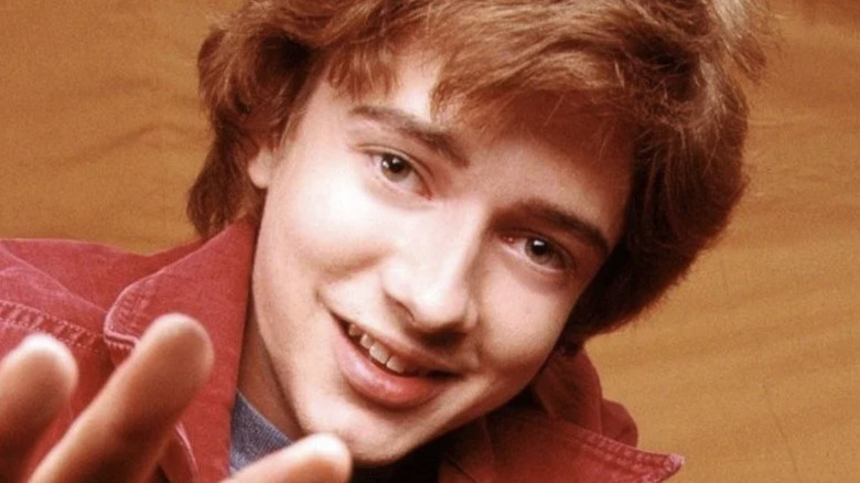 That '70s Show Eric smiling