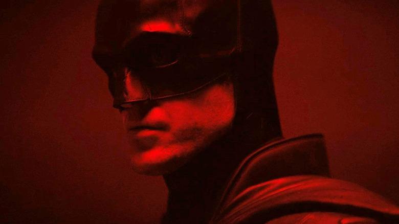 The Batman screen test Robert Pattinson