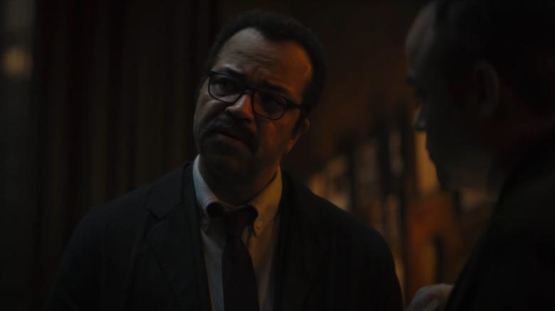 Jeffrey Wright as Jim Gordon in The Batman