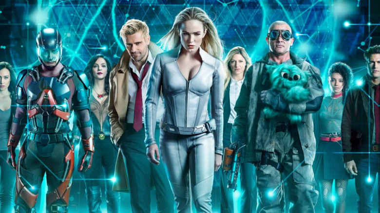 The Legends in promotional artwork