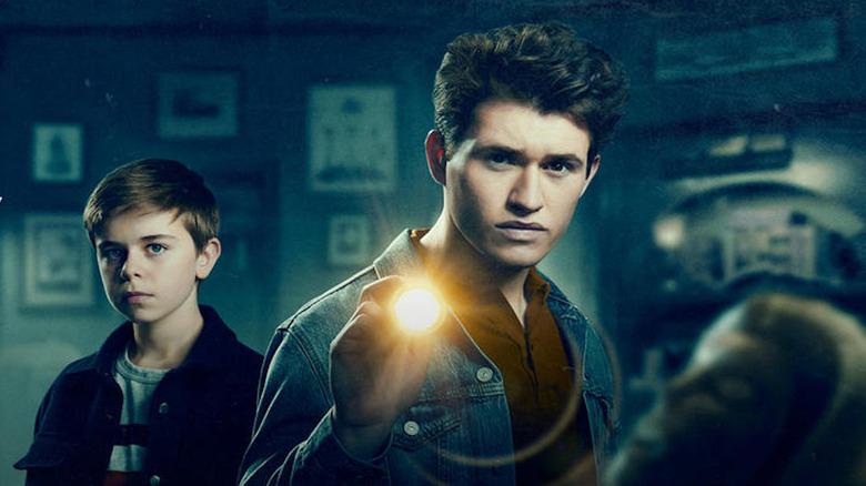 The Hardy Boys flashlight