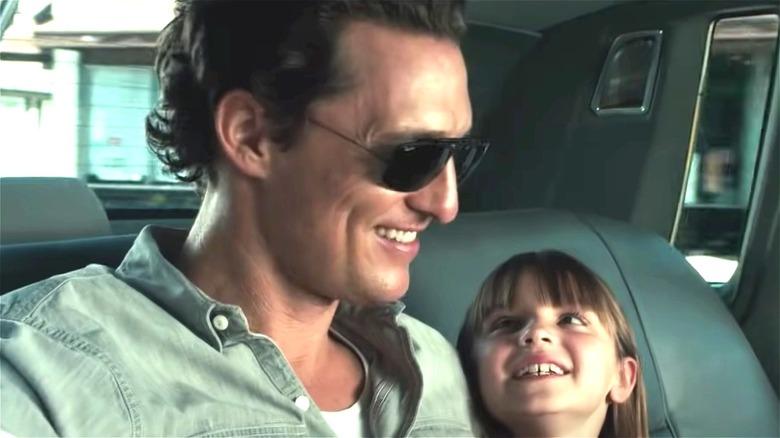 Mickey Haller daughter smiling