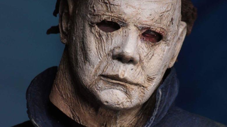 Michael Myers Halloween action figure