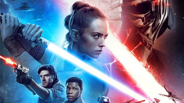 poster for Star Wars: The Rise of Skywalker