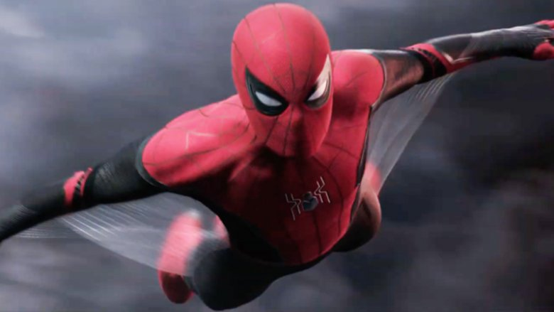 Tom Holland Peter Parker Spider-Man: Far From Home