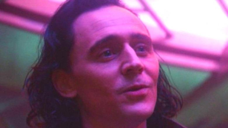 Loki looking smug
