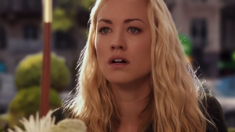 Yvonne Strahovski as Hannah on Dexter