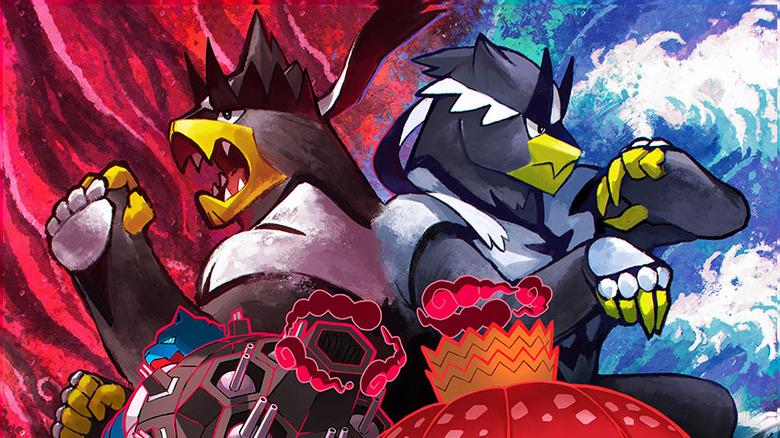 pokemon, sword and shield, the isle of armor, dlc, catch, legendaries