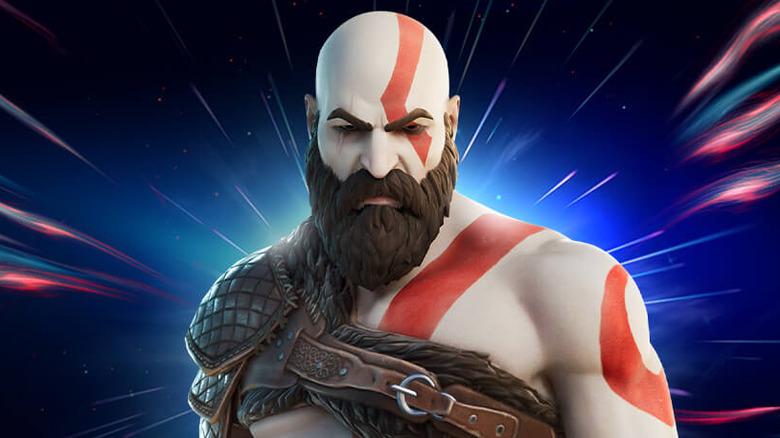 fortnite, epic games, battle royale, chapter 2, season 5, kratos, skin, how to, get, buy, earn