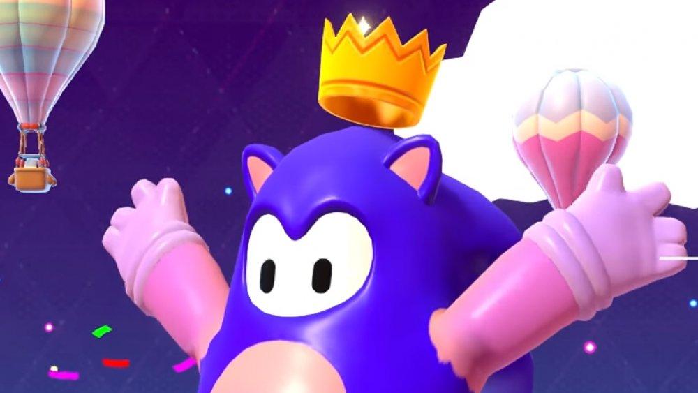 Sonic Skin Fall Guys season 2
