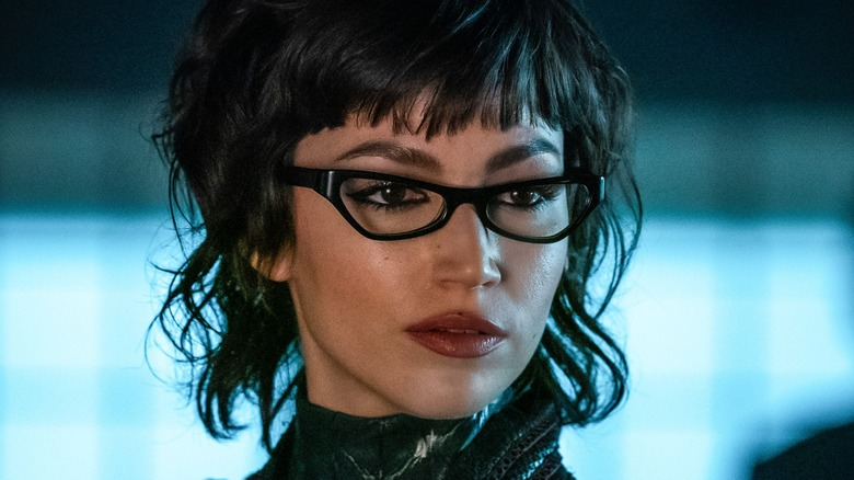 "Úrsula Corberó in ""Snake Eyes: G.I. Joe Origins"""