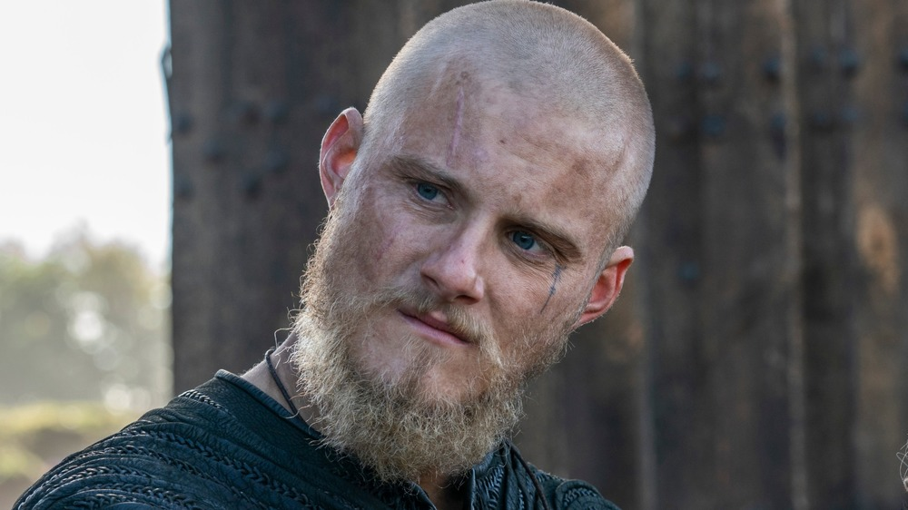 Alexander Ludwig as Bjorn Ironside