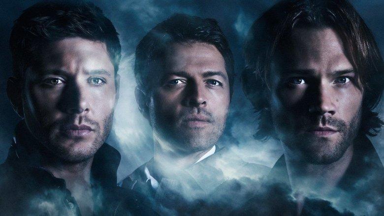 Supernatural Dean Castiel Sam