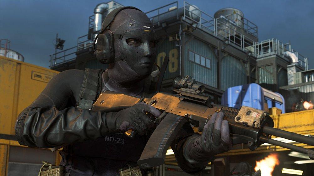 Player in Warzone Season 5