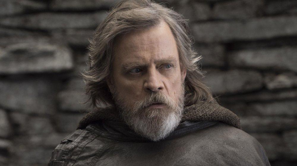 Luke Skywalker, Mark Hamill, Star Wars: The Last Jedi