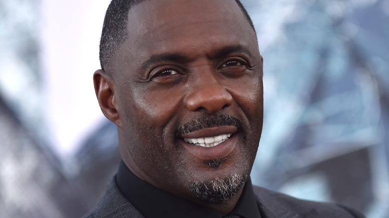 Idris Elba at premiere
