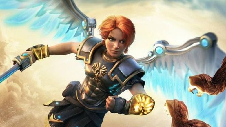 immortals, fenyx rising, gods and monsters, gods & monsters, ubisoft, release date, launch, trailer, video, clip, story, gameplay