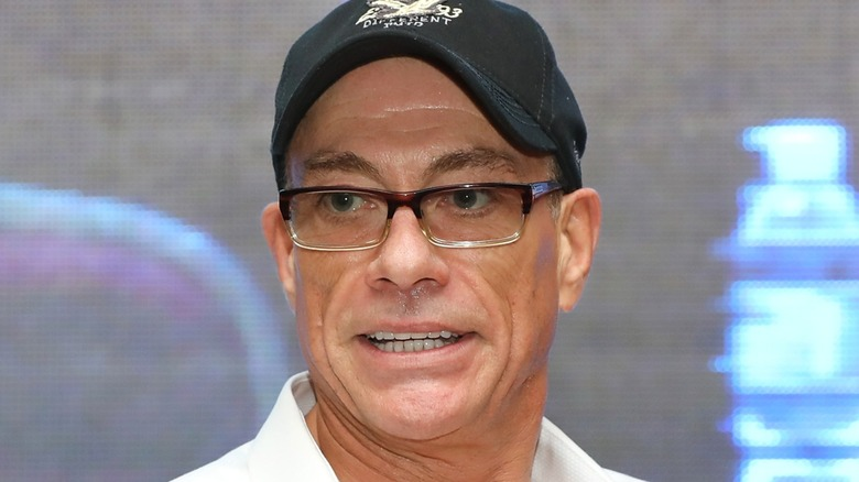 Jean-Claude Van Damme at a public event