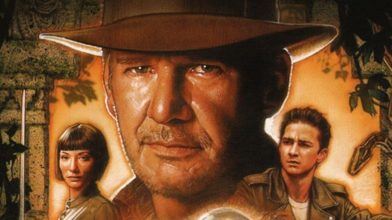 Harrison Ford as Indiana Jones in Kingdom of the Crystal Skull