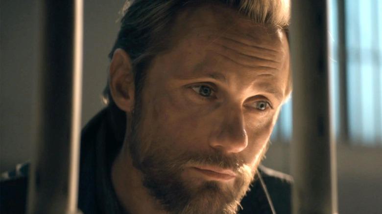 "Alexander Skarsgård in ""The Stand"""