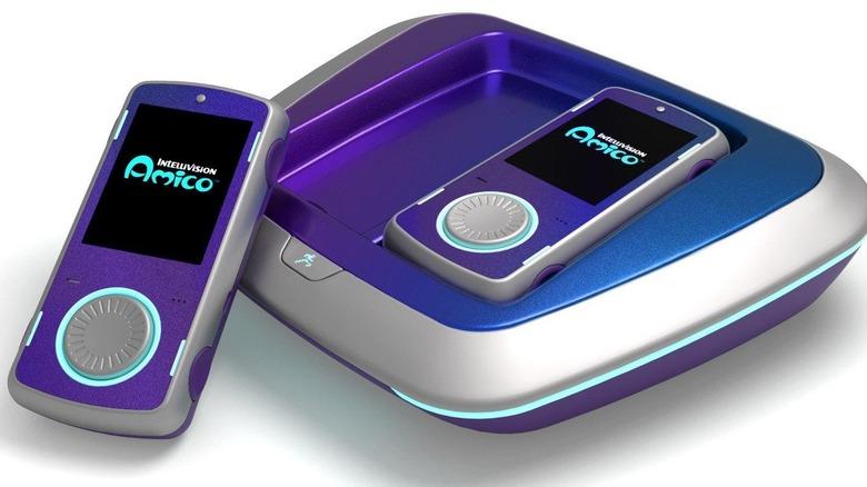 Intellivision Amico Galaxy Purple