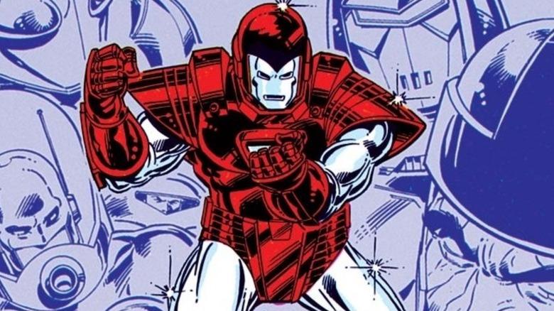 Iron Man Total War!