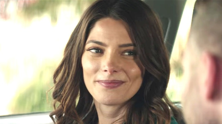 Greene as Natalie in Aftermath