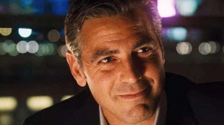 George Clooney in Oceans 11