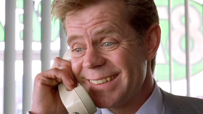 William H. Macy Jerry Lundegaard telephone