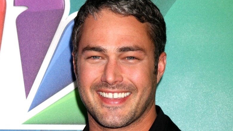 Taylor Kinney at event