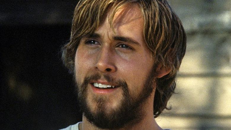 Ryan Gosling in 'The Notebook'