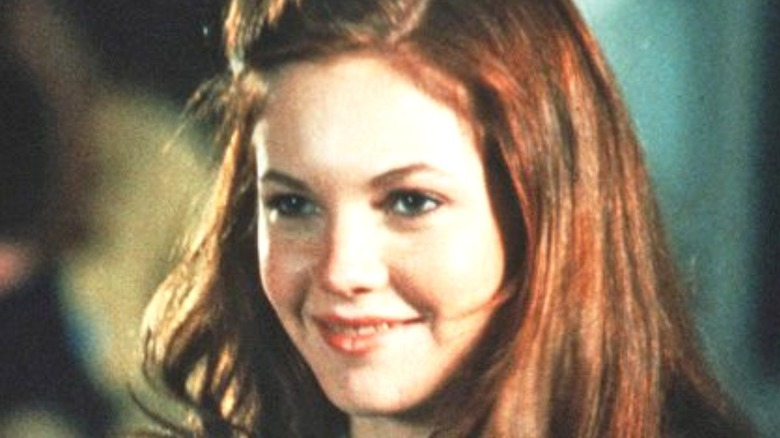 The Outsiders' Diane Lane smiling