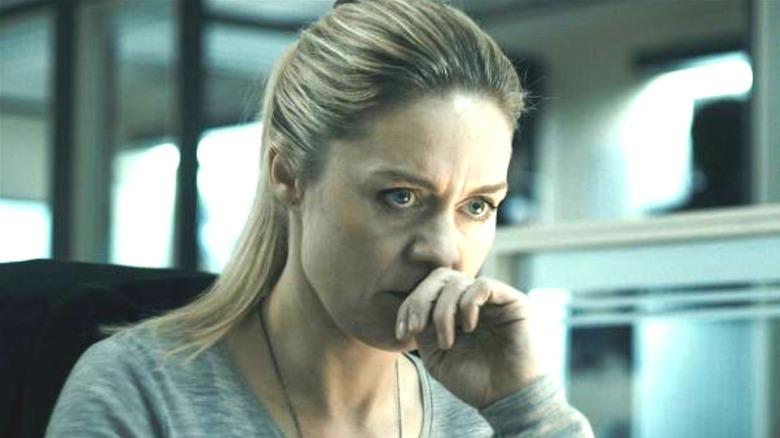 "Nina Dögg Filippusdóttir in ""The Valhalla Murders"""