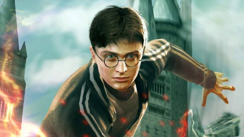 harry potter, new game, on the way